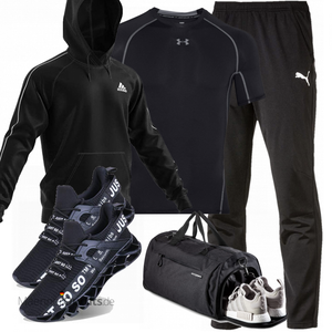 Sport outfits MaennerOutfits.de