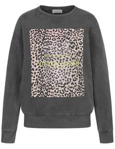Cotton Candy Sweatshirt ''KOZA'' schwarz