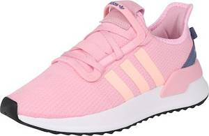 ADIDAS ORIGINALS Sneaker ''U_Path Run W'' blau / orange / rosa