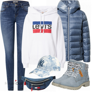 Outfit für den Herbst FrauenOutfits.ch