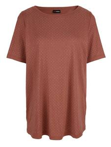 Shirt MIAMODA Terracotta