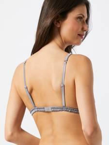 Calvin Klein Underwear BH ''Unlined'' grau