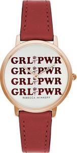 Rebecca Minkoff Uhr ''Major'' rot