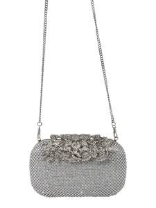 Forever New Clutch ''Holly'' silber