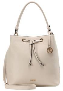 L.CREDI Handtasche ''Ebony'' weiß / offwhite