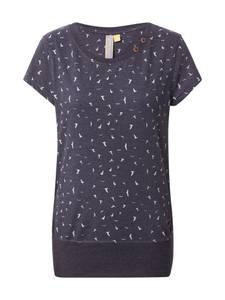 Alife and Kickin T-Shirt navy / weiß