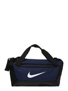 NIKE Sport-Tasche schwarz / blau