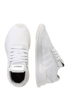ADIDAS ORIGINALS Sneaker ''U_Path X'' weiß / dunkellila / schwarz