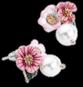 Wildkitten® Cute Flower Ohrstecker-Set