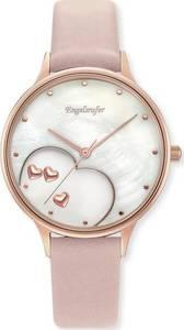 Engelsrufer Uhr rosa / rosegold / perlweiß