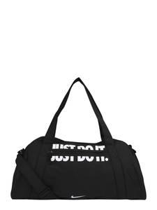 NIKE Duffel Bag Club Training schwarz / weiß