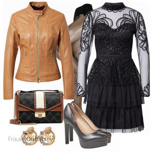 Elegantes Abend Outfit FrauenOutfits.de