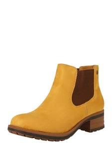 RIEKER Boots ''96884'' braun / senf