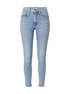 LEVI''S Jeans ''MILE HIGH Super Skinny'' blue denim