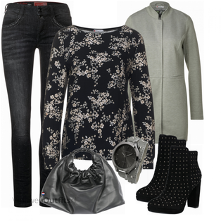 Elegante Winter Outfit VrouwenOutfits.nl