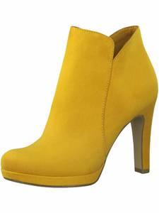 TAMARIS Stiefelette gelb