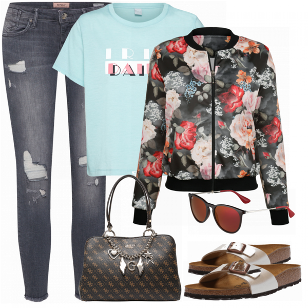 Sommer look FrauenOutfits.ch