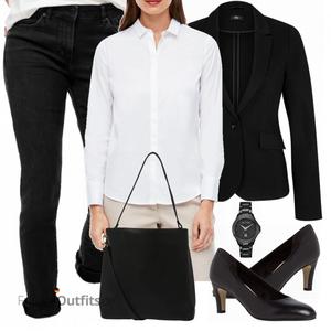 Eleganter Look FrauenOutfits.de