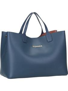 TOMMY HILFIGER Shopper blau