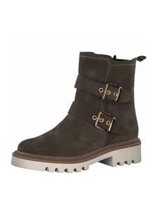 TAMARIS Boots  olijfgroen