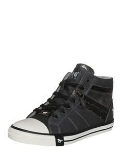 MUSTANG Sneaker graphit