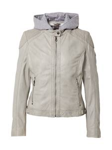 Gipsy Jacke ''Gabby'' taupe / graumeliert
