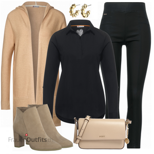 Business Casual Damen Outfits FrauenOutfits.ch