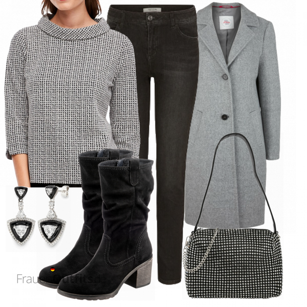 Casual Business Look FrauenOutfits.de