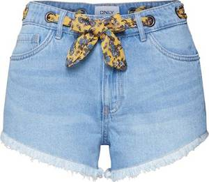 ONLY Shorts ''Divine'' blue denim