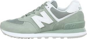 new balance Sneaker hellgrün / weiß
