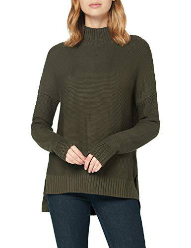 find Damen Grobstrick-Pullover