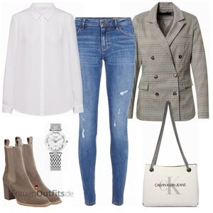 Legerer Businesslook FrauenOutfits.de