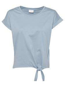 VILA Shirt ''DREAMERS'' rauchblau