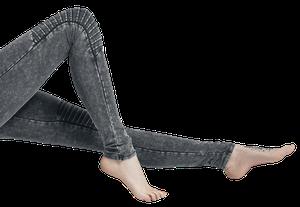 Urban Classics Ladies Denim Leggings