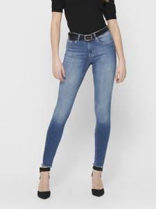 Only Blush Dames Skinny Jeans - Maat W30 X L34