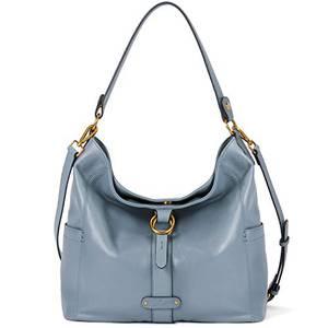 CLUCI Damen Handtasche Weiches Echtleder Frauen Designer Stylische Henkeltasche Tote Vintage Schultertasche Blau