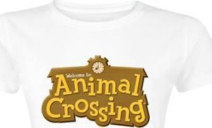 Animal Crossing Logo T-Shirt
