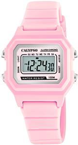 CALYPSO WATCHES Uhr pink