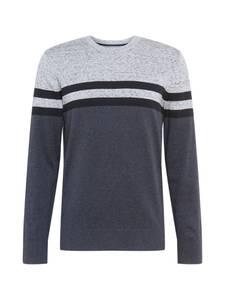 GAP Pullover schwarz / dunkelgrau / graumeliert