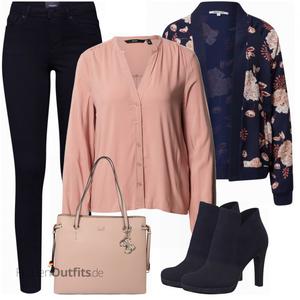 Elegante Frühlings Outfits FrauenOutfits.de