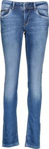 Pepe Jeans Jeans New Brooke - Slim fit - in Blau  Größe W26/L32