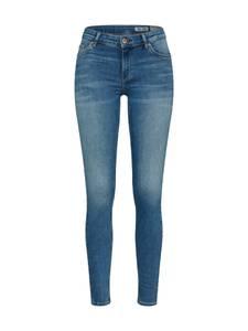 Review Jeans blau