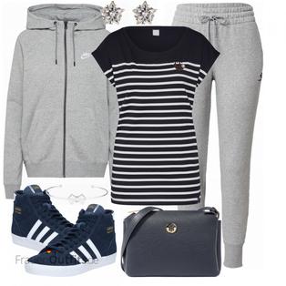 Cooler Look für den Sport FrauenOutfits.de