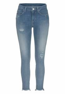 ONLY Destroyed-Jeans CARMEN blue denim