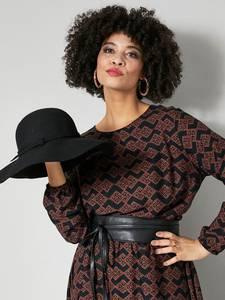 Hut schwarz Angel of Style