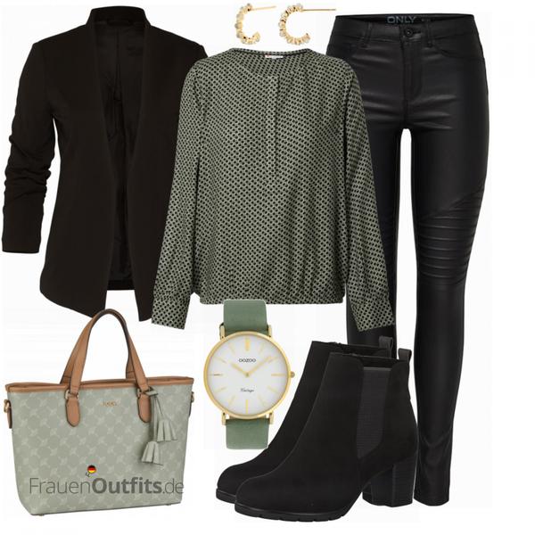 Trendiges Business Outfit FrauenOutfits.de