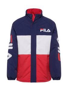 FILA Jacke dunkelblau / rot / weiß