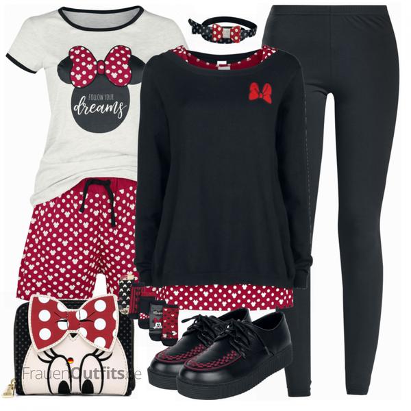 Disney Outfit FrauenOutfits.de