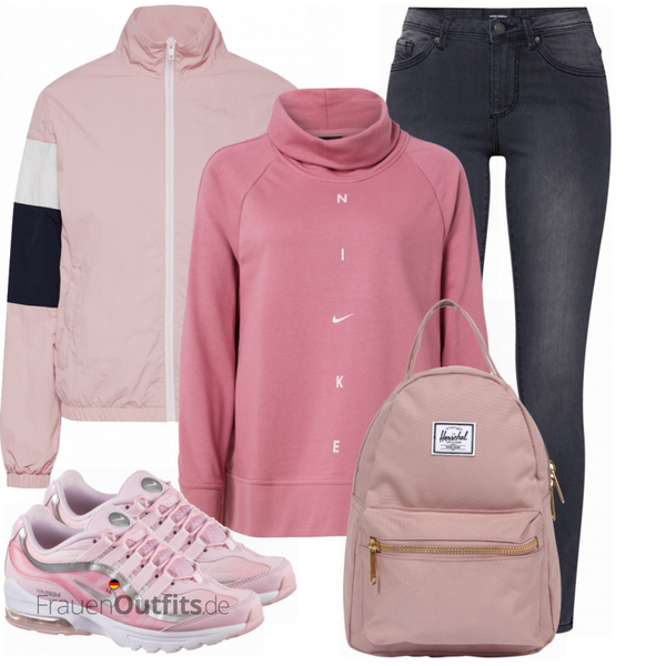 Sportliches Herbst  Outfit FrauenOutfits.de