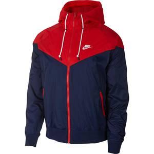 Nike Sportswear Jacke dunkelblau / rot